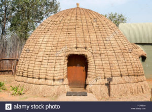 beehive-huts-at-the-mlilwane-wildlife-sanctuary-in-swaziland-africa-FDHB5M